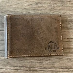 Other - Men's Buxton Expedition Wallet